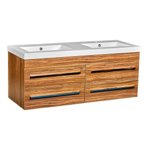 1200mm Vanity Wood Grain